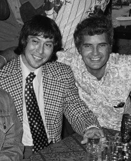 Pictured (L-R): Rick Blackburn and Bob Beckham