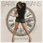 Evans Reveals 'Slow Me Down' Album Cover And Track Listing