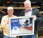 """George Strait's """"Give It All We Got Tonight"""" Earns Platinum Status"""