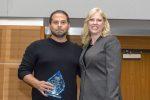 MTSU Honors Michael Knox, Margaret Comeaux
