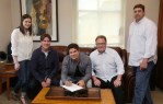 Columbia Nashville Signs Steven Lee Olsen