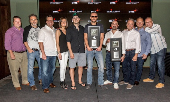 No 1 party hometown throwdown musicrow nashville 39 s music industry publication news - Universal music group office ...