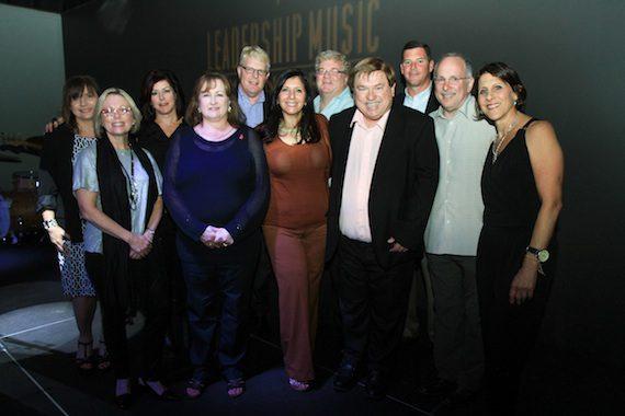 Leadership Music Committee