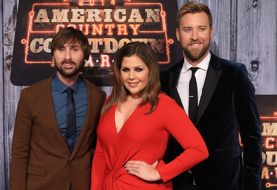 Lady Antebellum  American Country Countdown Awards 2014  Moments By Moser  81