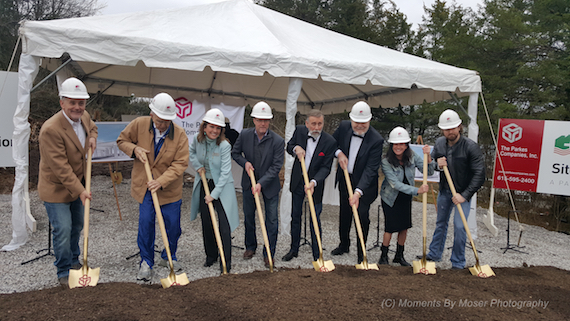 Ray Stevens Ground Breaking 3.4.16(C) Moments By Moser Photography  #NashvilleEvents, #NashvilleEventPhotographer