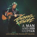 Travis Tritt To Release 'A Man And His Guitar' CD/DVD