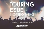 'MusicRow' To Debut Touring Print Issue In December