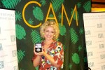 Cam, Eli Young Band Accept MusicRow No. 1 Challenge Coins