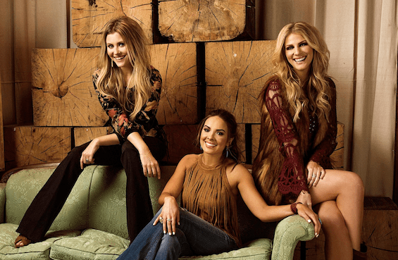 Runaway June. Photo: Jason Myers
