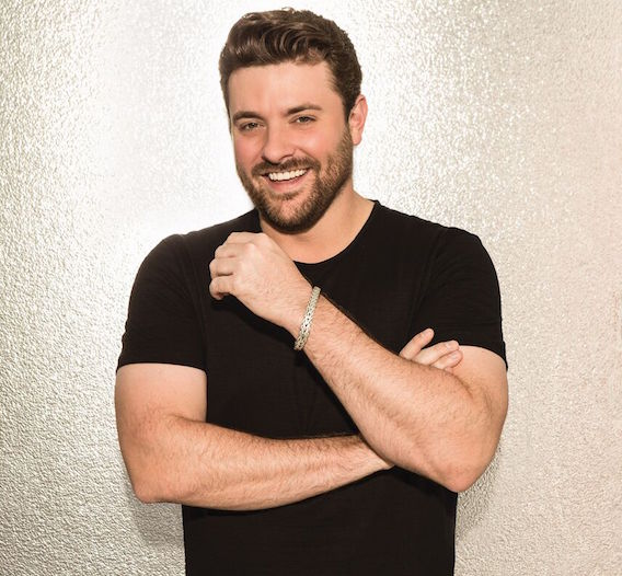 Chris Young: Chris Young To Headline Music City July 4th Celebration