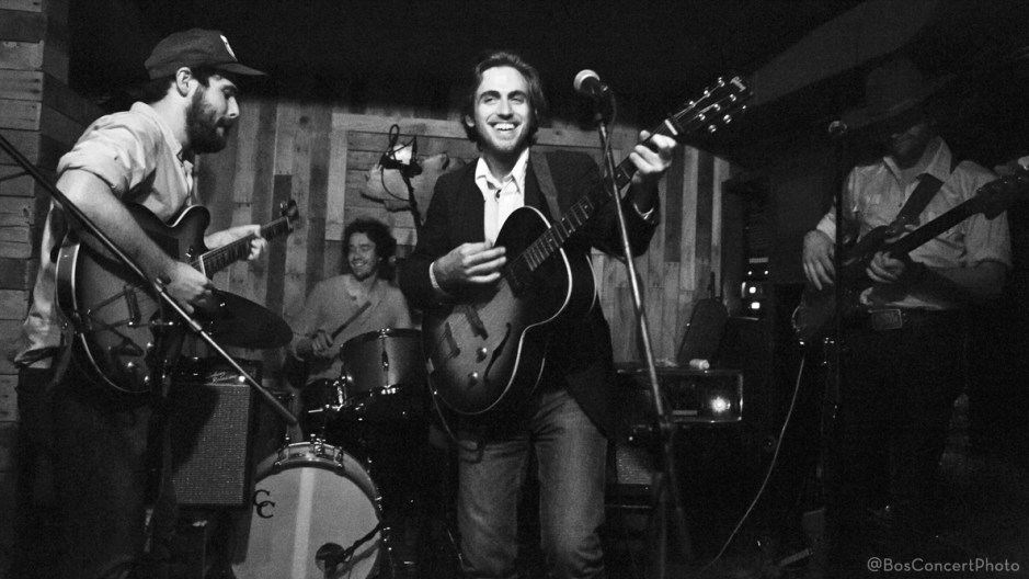 Andrew Combs at Atwood's Tavern