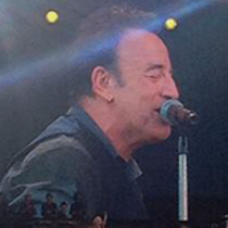Bruce Springsteen, Hampden 2013