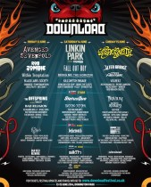Download Festival 2014 Poster