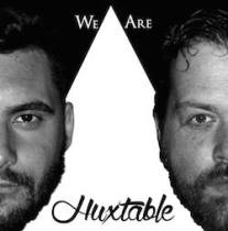 huxtable-we-are-hux-ep-cover