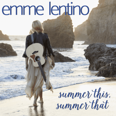 EP Cover of Emme Lentino