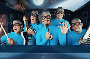 The Aquabats Celebrate 25 Years With TV Show Soundtrack & New Albums