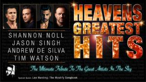 HEAVENS GREATEST HITS; The Ultimate Tribute to the Great Artists in the Sky