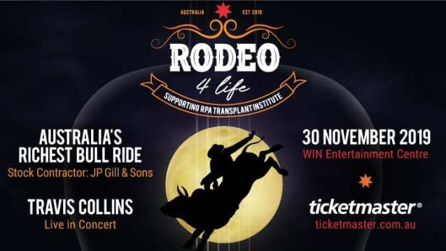 Rodeo 4 Life Banner