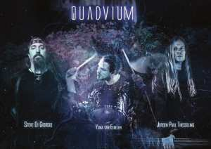 Fretless Bassists Steve Di Giorgio and Jeroen Paul Thesseling Build New Group QUADVIUM