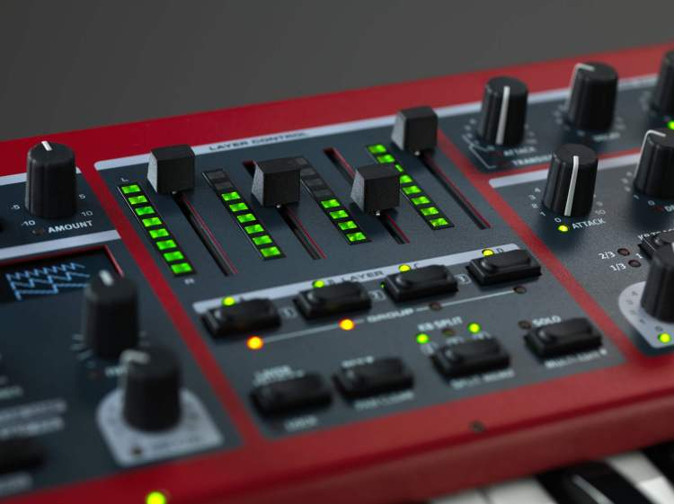 Nord Wave 2 Close Up