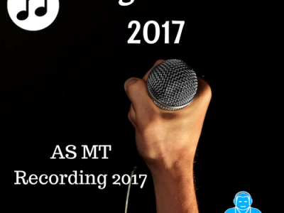 Song Choices 2017 AS MT