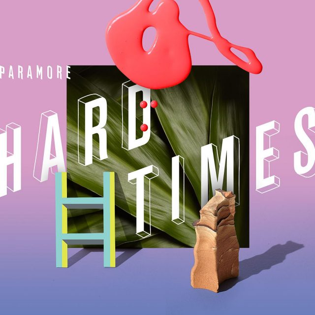 Paramore-Hard-Times-single