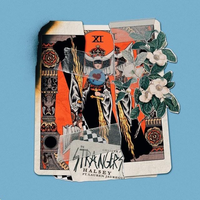halsey-strangers-single