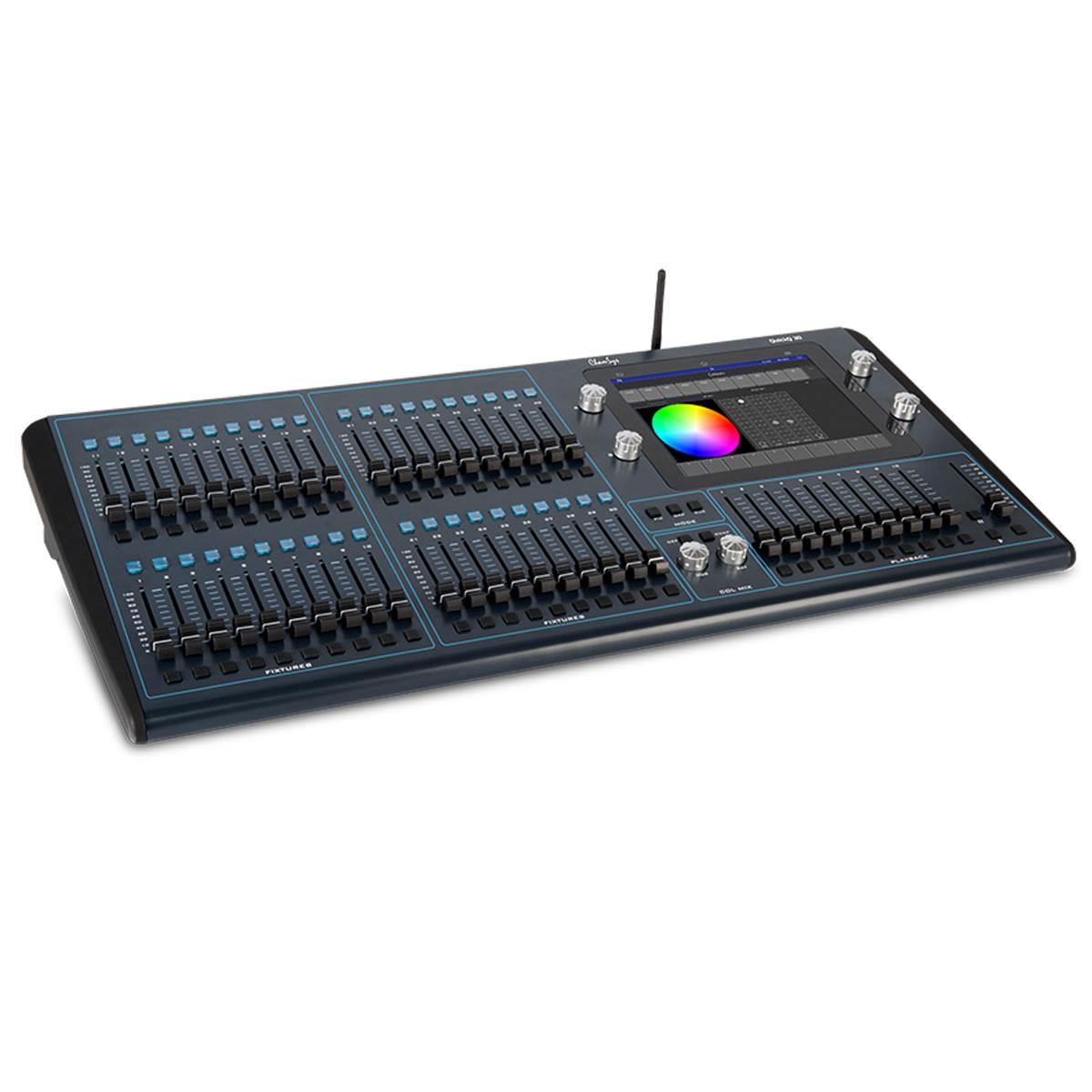 quickq 30 lighting control console
