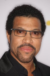 lionel richie close up