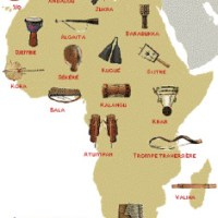 Mosaïque Afrique