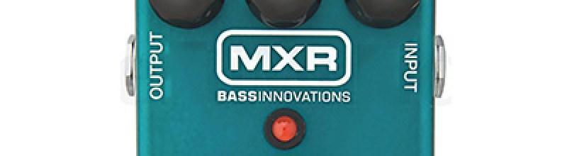 MXR Bass Chorus Deluxe, pulito e morbido