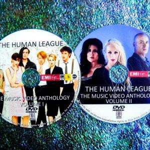 Human League Music Video Anthology 2 DVD Set