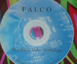 Falco The Music Video Anthology (1 Hr. 50 Mins.)