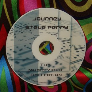 Journey & Steve Perry Music Video Anthology & Live 2008 (1 Hr. 45 Mins.)