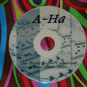 A-HA Music Video Anthology 1985-2004 & Live (1 Hr. 30 Mins.)