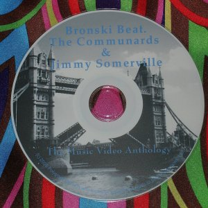 Bronski Beat, Communards & Jimmy Somerville (solo) Music Video Anthology (1.5 Hrs.)
