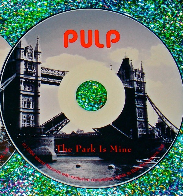 Pulp The Park Is Mine Live In Finsbury Park 1998 (1 Hour 30 Mins.)