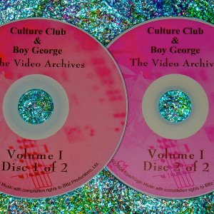 Culture Club & Boy George Video Archives 1983-1997 Volume I  (2 DVD SET)
