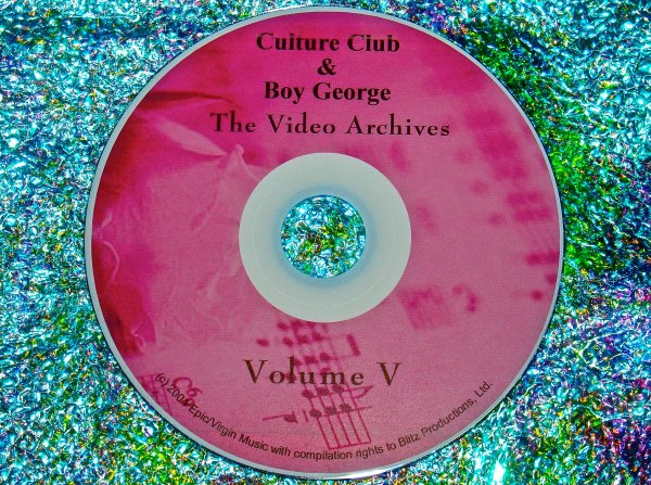 Culture Club & Boy George Video Archives 2000-2003 Volume V