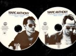 MARC ANTHONY Promotional Review Music Video Reel 2 DVD Set (29 Music Videos) Jennifer Lopez, Pitbull, Carlos Vives, Cypress Hill and MORE!!!
