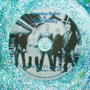 SPANDAU BALLET Video Archives 2010-2015 VOLUME IV