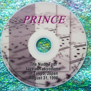 Prince Nude Tour, Live Tokyodome in Tokyo Japan August 31, 1990