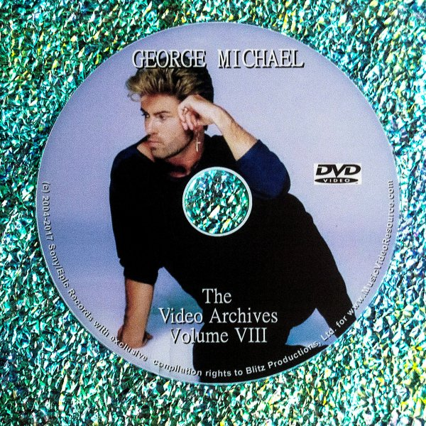 WHAM! / George Michael The Video Archives 2008-2012 Volume VIII