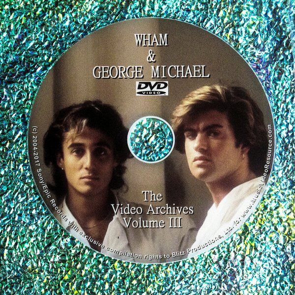 WHAM / George Michael: Video Archives    Volume IV