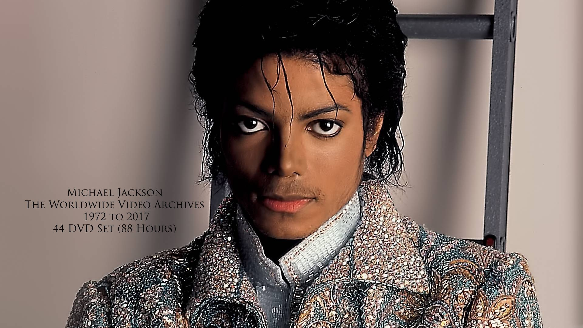 Michael Jackson The Worldwide Video Archives 1969 to 2018 45 DVD Set (90  Hours)