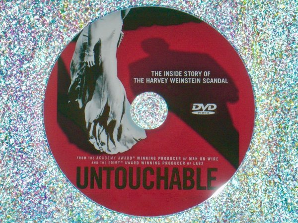 Untouchable: The Rise and Fall of Harvey Weinstein DVD