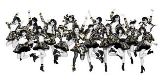 <写真>10代から選ばれた好きな歌手、AKB48