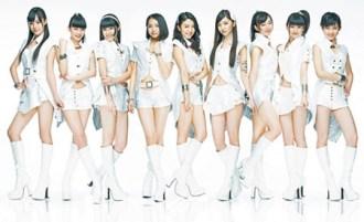 <写真>新メンバーで17年ぶりに復活した東京パフォーマンスドール