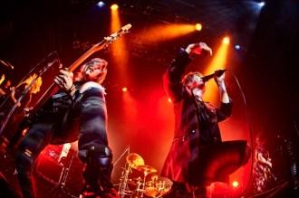 全国ツアー『39 LIVE ADDICT chapter2 AGAKU』の初日公演(撮影=aoku)