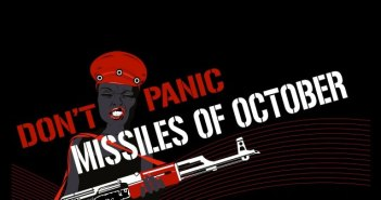 Missiles Of October Dont Panic - Music Wall